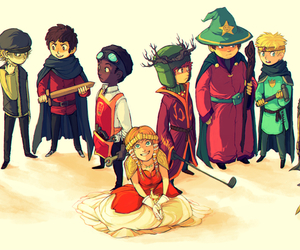 boys, characters, and kenny mccormick image