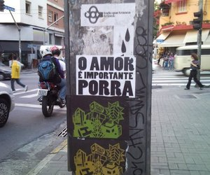 amor, porra, and love image