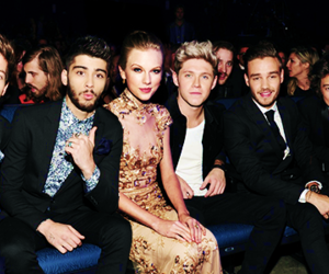 Taylor Swift and one direction image
