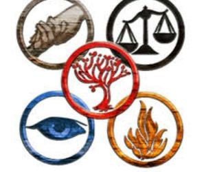 divergent, divergente, and dauntless image