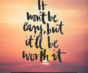 quotes, Easy, and inspiration image