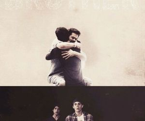 brothers, teen wolf, and tyler posey image
