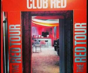 Taylor Swift, beautiful, and club red image