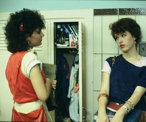Molly Ringwald, 80s, and girl image