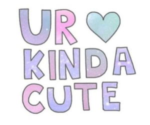 cute, overlay, and tumblr image