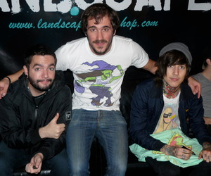 bring me the horizon, oliver sykes, and jeremy image