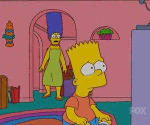 bart, lol, and marge image