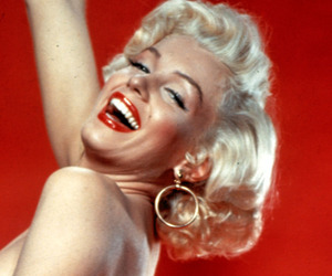 Marilyn Monroe and smile image