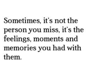 feelings, memories, and love image