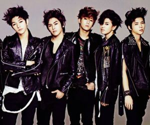 infinite and kpop image