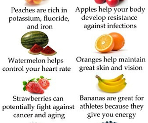fruit, healthy, and food image