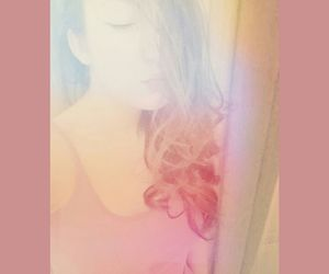 candy, hair, and pink image