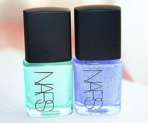 nars, nails, and nail polish image