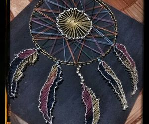 amazing, colorful, and dream catcher image