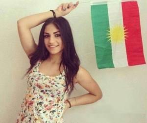 kurd, kurdish, and kurdish girl image