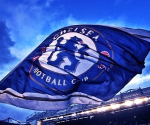 Chelsea and football image