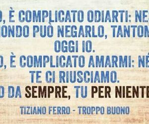 italian, text, and tiziano ferro image