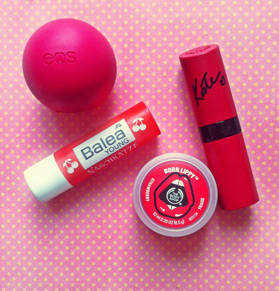 colourful, cosmetics, and eos image