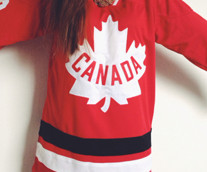 canada, girl, and happy image