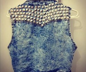 fashion, jeans, and jacket image