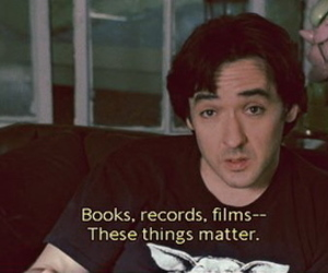 john cusack and high fidelity image