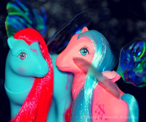 80s and my little pony image