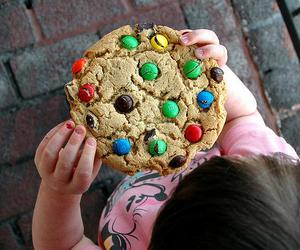 child, cookie, and Cookies image