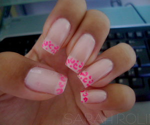 nail, unhas, and cute nail image