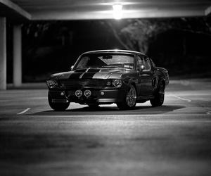 car, eleanor, and mustang image