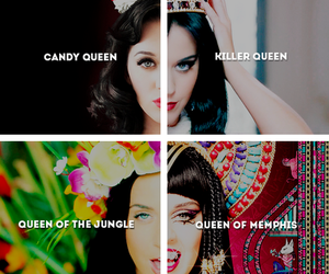 katy perry, Queen, and roar image