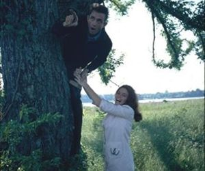 Johnny Cash and june carter image