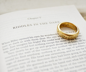 book and ring image