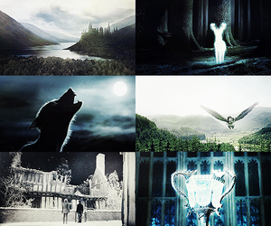 Dream, fantasy, and harry potter image
