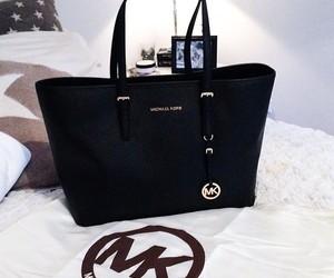 bag, black, and inspo image