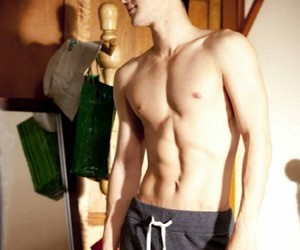 abs, siwon, and SJ image