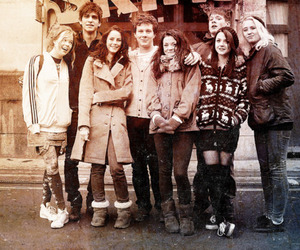 skins, friends, and cook image