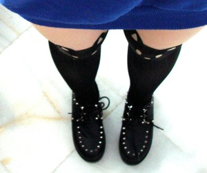 bastille, legs, and studs image