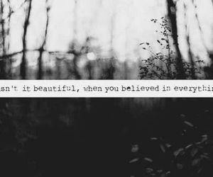 beautiful, faith, and sadness image
