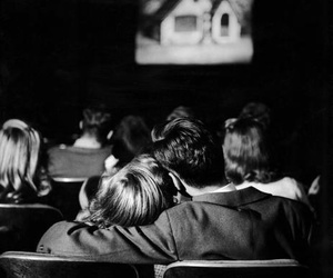 couple, love, and cinema image