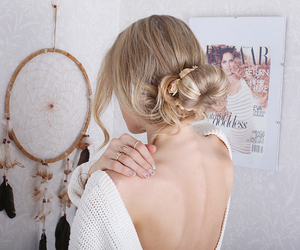 pretty, blonde, and classy image