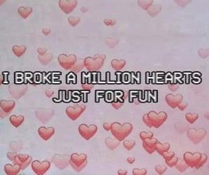 broke, fun, and girl image