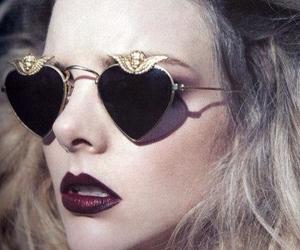 sunglasses, grunge, and glasses image