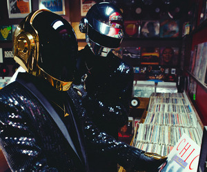 daft punk and music image