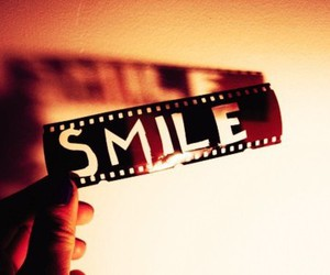 film and smile image