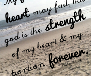 fail, heart, and psalm image