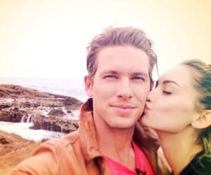 Adam Senn, couple, and Hot image