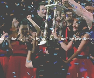glee and quote image