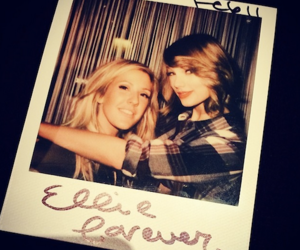 Taylor Swift, Ellie Goulding, and friends image
