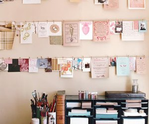 decor, inspiration, and work image