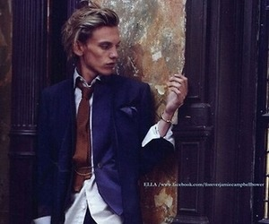 Jamie Campbell Bower, jace, and boy image